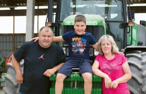 Ķēniņu traktormīlestība