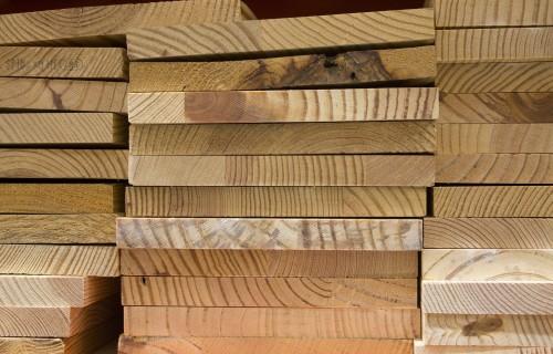 Meža produktu imports pirmajā pusgadā palielinājies par 41,4%