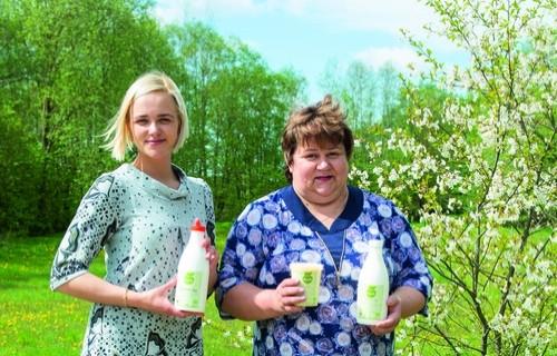 LPKS Viļāni: 100 % Latgales piens