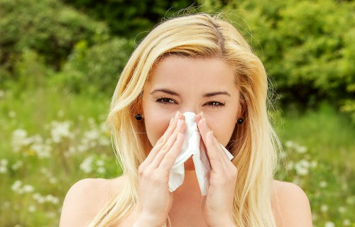 Pavasara alerģijas