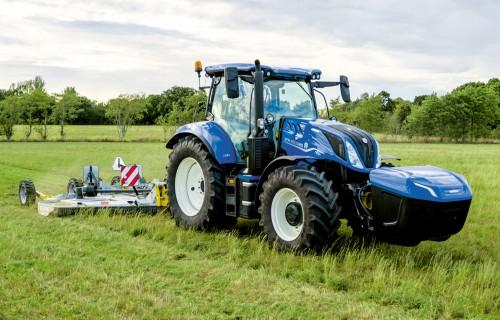 Traktors New Holland T6.180 Methane Power – Latvijas tirgū no 2021. gada janvāra