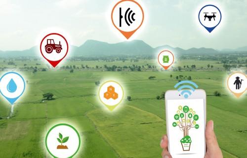 Viedie palīgi saimniecībā – bezvadu sensori