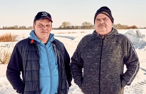 Zemnieku saimniecības Straumēni un Jaunzemgaļi - plecu pie pleca saimnieko divi brāļi