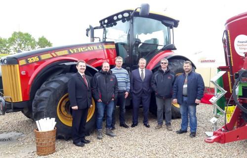 Agrotrac: rezerves daļas un tehnika racionālam saimniekam