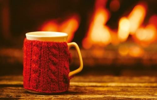 Sildošas tējas ziemas vakariem