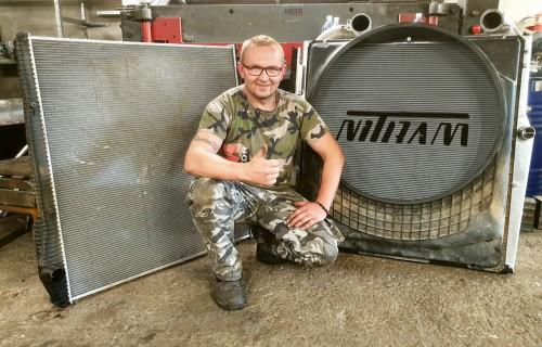 Nitram: Viss labākais auto radiatoriem