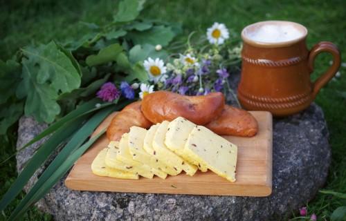 Latvijas sieru karalis – Jāņu siers