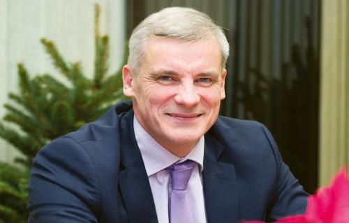 """Ringolds Arnītis: """"Izvēlējos palikt Latvijas politikā."""""""