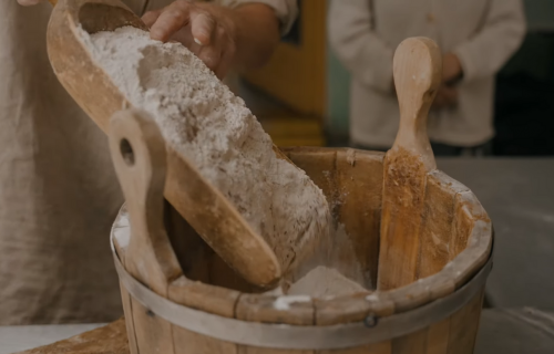 Mācību video: Rudzu maize