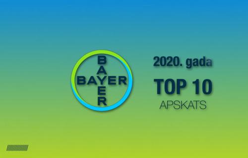 BAYER 2020.gada TOP 10 apskats